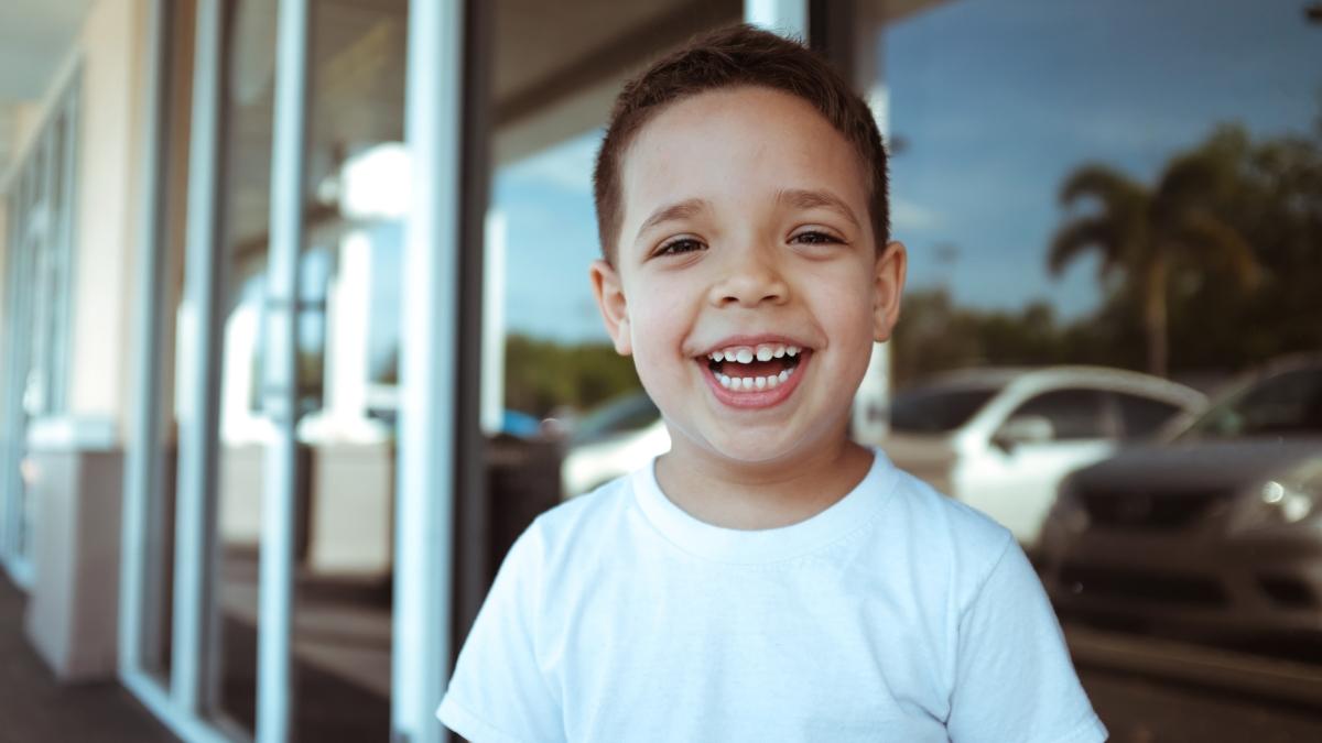 Higiene bucal infantil. ¿Por qué es importante su cuidado?